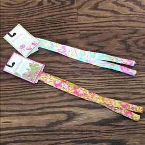 Lilly Pulitzer sunglasses holders